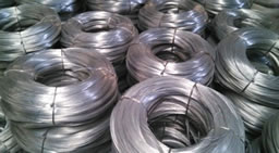 BWG 14 High Tensile HDG Wire Rolls